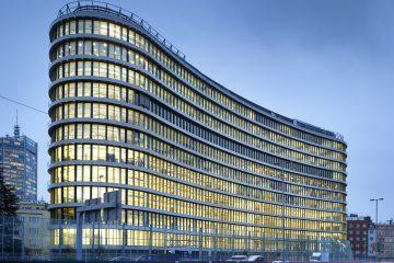titulka, kanceláře, administrativní budova