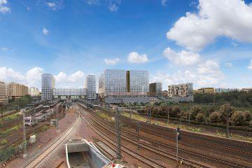 Projekt Tripla, Helsinky, vizualizace | Zdroj: YIT